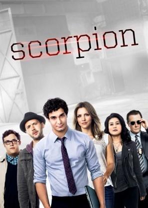 Scorpion-poster