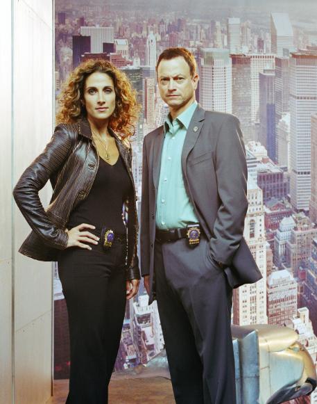 CSI NY Season 2